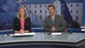 Global News Morning fun with Julie and Bill