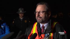 'Deeply saddened' by Amtrak train derailment: Amtrak spokesperson