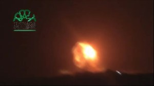 Raw video: Truck bombing in central Syria kills 34