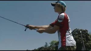 Peterborough teens off to U.S. bass fishing championship (01:46)
