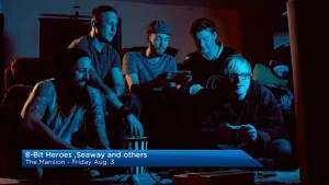 Meet Kingston's newest rock band, 8-Bit Heroes