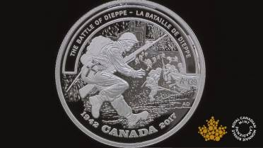 Veterans see a big problem with this coin honouring the
