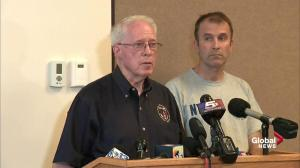 Investigation to determine what weather information was on hand: NTSB