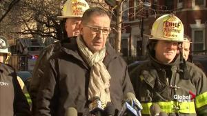 3-year-old boy playing with stove caused fatal apartment fire in New York