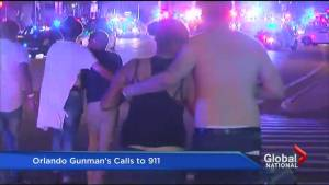 Orlando Shooting: Police release portions of Omar Mateen's call to 911 operators