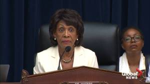 Steve Mnuchin hearing wraps-up on testy note with Maxine Waters 'If you wish to leave, you may'