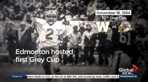 A history of the Grey Cup in Edmonton