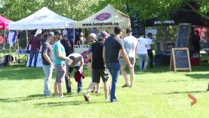 5th Annual Kawartha Craft Beer Festival Kick-off (02:07)