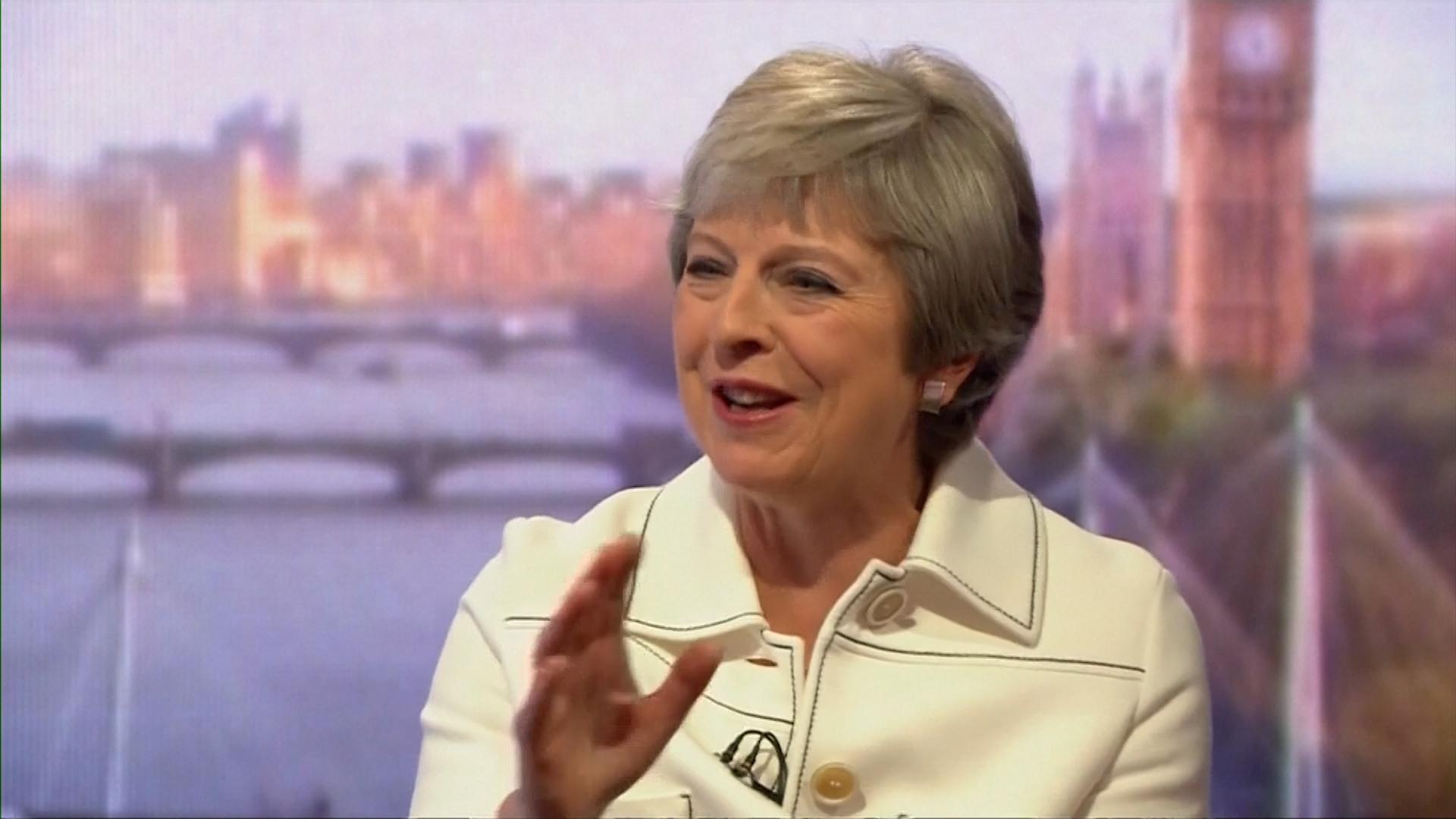 Theresa May's Brexit plan in turmoil | Ireland