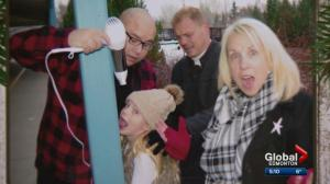 Families get creative about sending Christmas cards