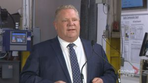 Premier Ford announces $40M for Ontario auto sector plan