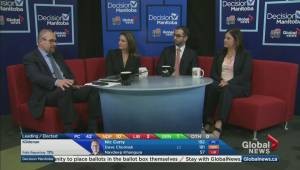 Former 'rebel five' NDP cabinet minister Erin Selby on NDP Future (00:29)