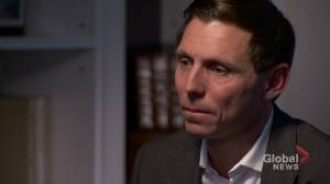 Patrick Brown interview part 2:  Brown claims the announcement of his resignation as party leader was done without his permission