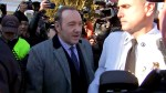 Actor Kevin Spacey leaves court after hearing on sex charge