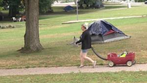 Tide may be turning on tent city in Peterborough