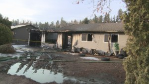 Neighbour describes aftermath of fatal Kelowna house fire