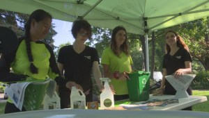 Pointe-Claire waste management squad promotes composting