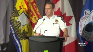 Fredericton police confirm 1 male, 1 female killed in shooting