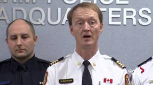 Fire attack was very efficient despite the weather: deputy fire chief (01:08)