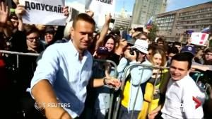 Russian opposition leader Navalny may have been poisoned