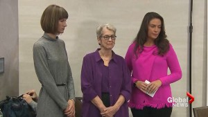 Women call for investigation into sexual misconduct allegations of President Trump