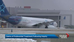 Canadian Transportation Agency gave notice to Air Transat before regulatory decision