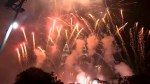 Highlights of fireworks displays in Malaysia, Indonesia and Thailand