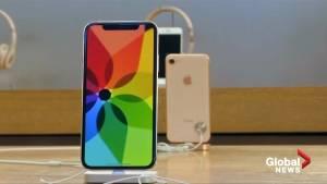 As China sales weaken, Apple cuts sales forecast