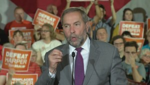 Mulcair pledges more cash for coast guard