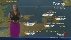 Local weather forecast: Wed, July 2
