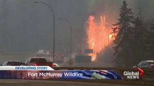 Fort McMurray wildfire: Fire Chief Darby Allen discusses strain on emergency crews