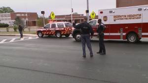 One person dead, another injured after shooting at high school in Maryland