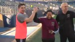 Don't quit your day job — Global reporter's try-out for Winnipeg's professional soccer team
