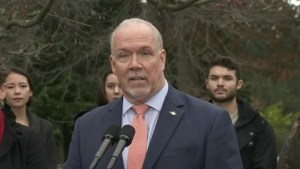 Premier John Horgan will not support electoral reform closed list system