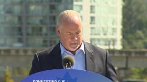 Premier Horgan on the effects of the new funding on students