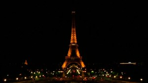 Eiffel Tower lights go out in honour of Kabul blast victims