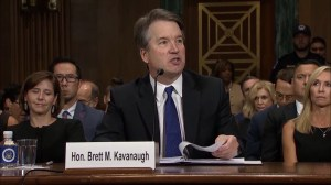 Kavanaugh pens op-ed ahead of key vote on confirmation by U.S. Senate