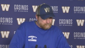 RAW: Blue Bombers Mike O'Shea Media Briefing – Nov. 16