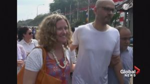 Reality of release still sinking in for Neil Bantleman