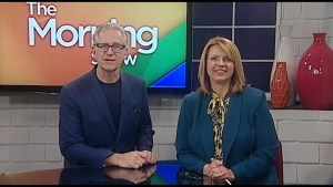 The Morning Show on CHEX preview for May 7