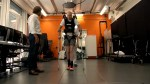 Swiss researchers help paraplegic man walk again