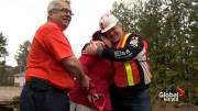 Play video: Everyday Hero: Ted Kent constructing home and hope for neighbourr
