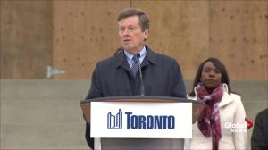 Mayor John Tory calls France 'family,' says Toronto feels their pain following deadly attacks