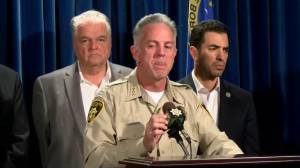 Police: Las Vegas concert was unknown to police prior to shooting