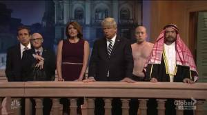 SNL takes a jab at Trump, Putin, MbS at G20 Summit in Argentina