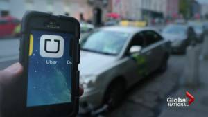Is Edmonton's Uber a green light for other cities?