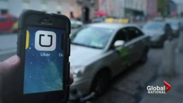 Edmonton paves the way in Canada for Uber | Globalnews ca