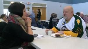 Pancake breakfast held to heal after Humboldt Broncos fatal bus crash