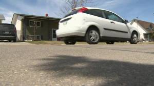Winnipeg residents say construction projects causing dangerous traffic on their street