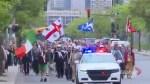 Walk to the Rock commemorates Montreal's Irish community